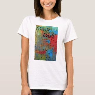 T-shirt Bebedoiro automático efervescente