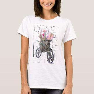 T-shirt Bicicleta