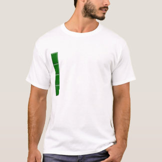 T-shirt Blocos de apartamentos