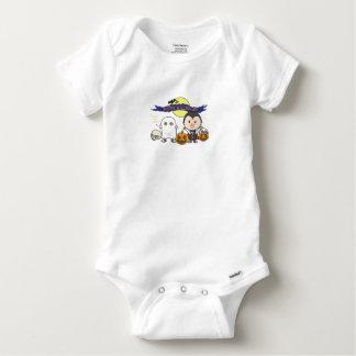 T-shirt Body Algodão Bebé Halloween