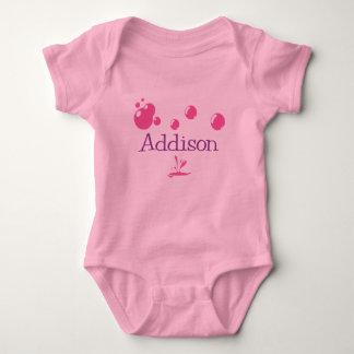 T-shirt Bolhas de Addison