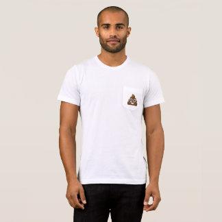 T-shirt Bolso do tombadilho