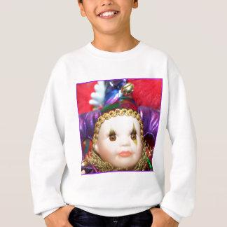 T-shirt Boneca do palhaço do carnaval