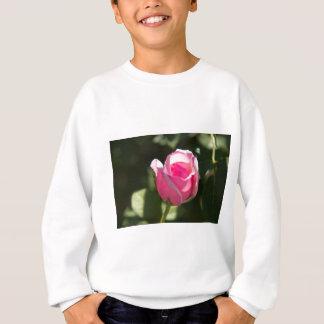 T-shirt Botão do rosa do rosa