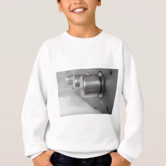 T-shirt Botão do volume