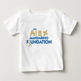 T-shirt branco infantil