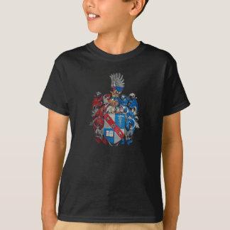 T-shirt Brasão da família de Ludwig von Mises