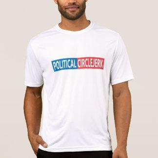 T-shirt cabido CircleJerk político