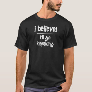 T-shirt Caiaque engraçado
