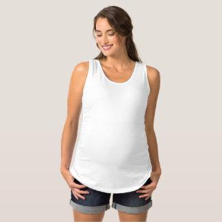 T-shirt Camisola de alças de maternidade