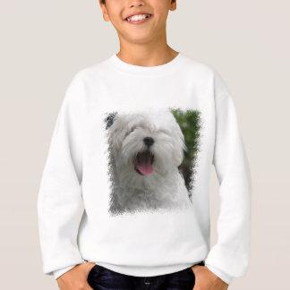 T-shirt Camisola do cão maltês