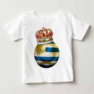 T-shirt Campeão do mundo de Uruguai