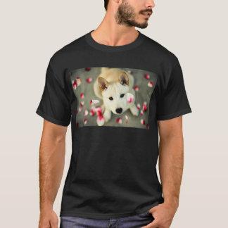 T-shirt Cão bonito