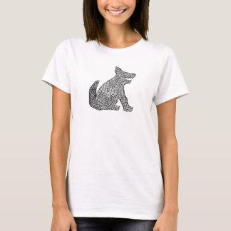 T-shirt Cão do Doodle