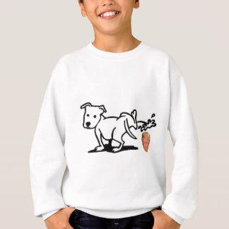 T-shirt Cão do trunfo