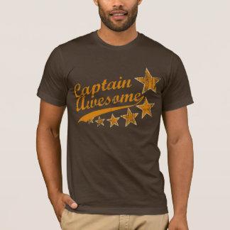 T-shirt Capitão Impressionante