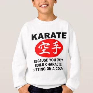 T-shirt Caráter do karaté