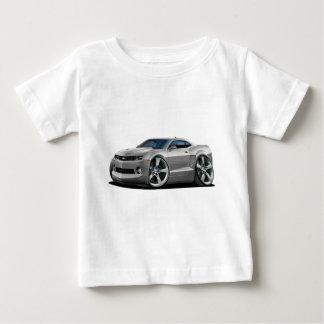 T-shirt Carro 2010-12 de prata de Camaro