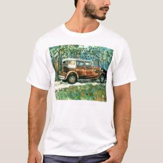 T-shirt Carro clássico