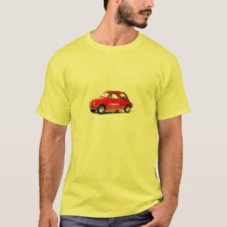 T-shirt Carro Fiat da equipe de Saeco