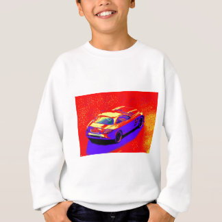 T-shirt carro rápido