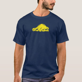 T-shirt Castor de Oregon