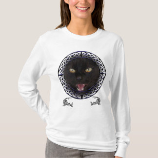 T-SHIRT CAT DO CÉLTICO