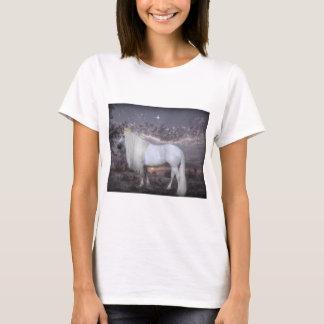 T-shirt Cavalo da princesa