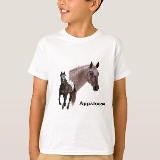 T-shirt Cavalo do Appaloosa