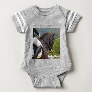 T-shirt Cavalo Dressage