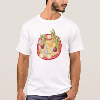 T-shirt Cebolas