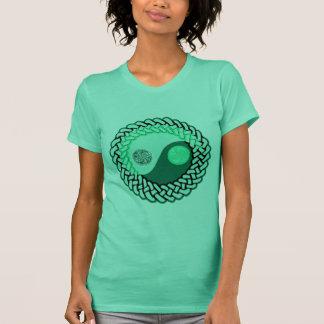 T-shirt Céltico Yin Yang 3