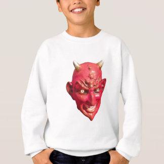 T-shirt Chifres do inferno do demónio da satã do diabo