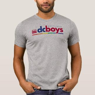 T-shirt cinzento de Sailaway do cruzeiro dos