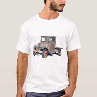 T-shirt clássico do carro