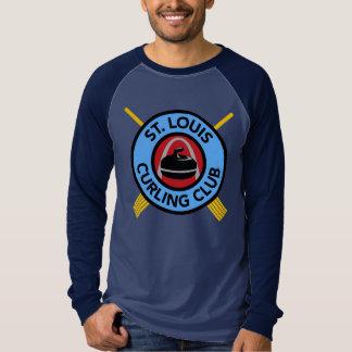 T-shirt Clube de ondulação de St Louis