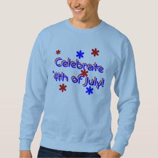 T-shirt - comemore 4o julho