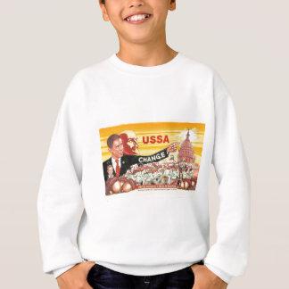 T-shirt Comentário artístico no sentido do país
