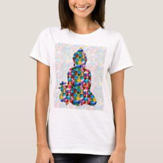 T-shirt Consciência de BUDDHA: Paz da religião do budismo