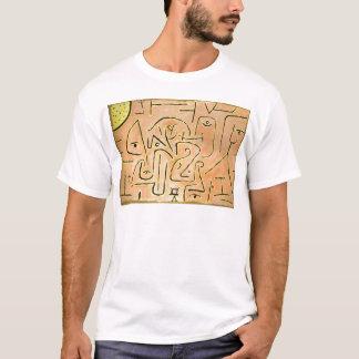 T-shirt Contemplation - Paul Klee