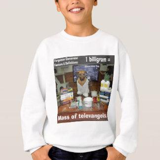 T-shirt Conversões esquecidas cão Biligram do conhecimento