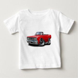 T-shirt Convertible 1967 vermelho do RT do Coronet