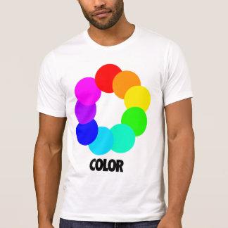 T-shirt cor
