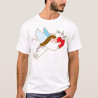 T-shirt Coração do anjo