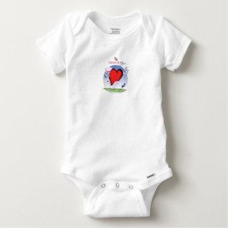 T-shirt coração principal de missouri, fernandes tony