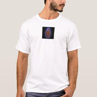 T-shirt coração sagrado: estilo de dennis