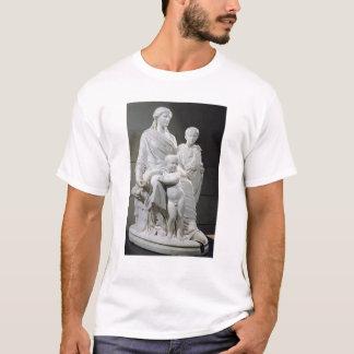 T-shirt Cornelia, mãe dos dois irmãos de Gracchi