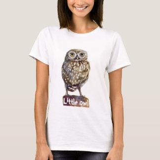 T-shirt Coruja pequena