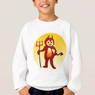 T-shirt Criança do diabo