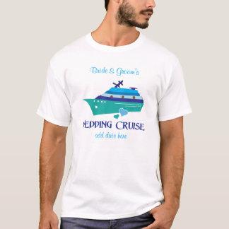 T-shirt Cruzeiro do casamento